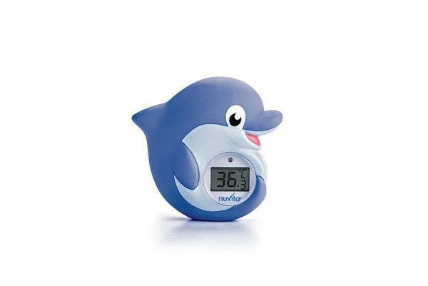 Nuvita Термометър за вана делфин 1006